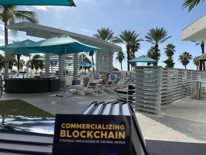 Commercializing Blockchain Clearwater Launch