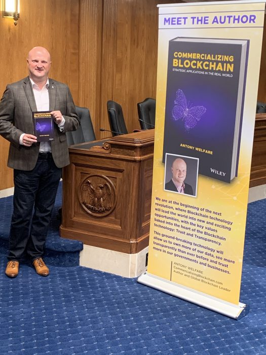 Commercializing Blockchain US Senate