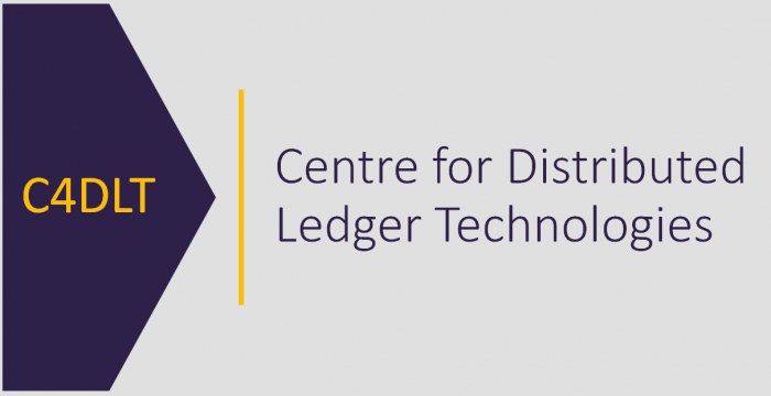 C4DLT - Centre for Distributed Ledger Technologies